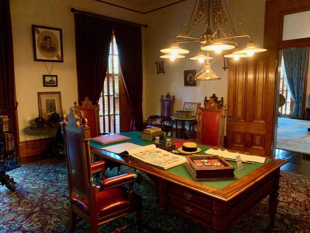 イオラニパラスの書斎