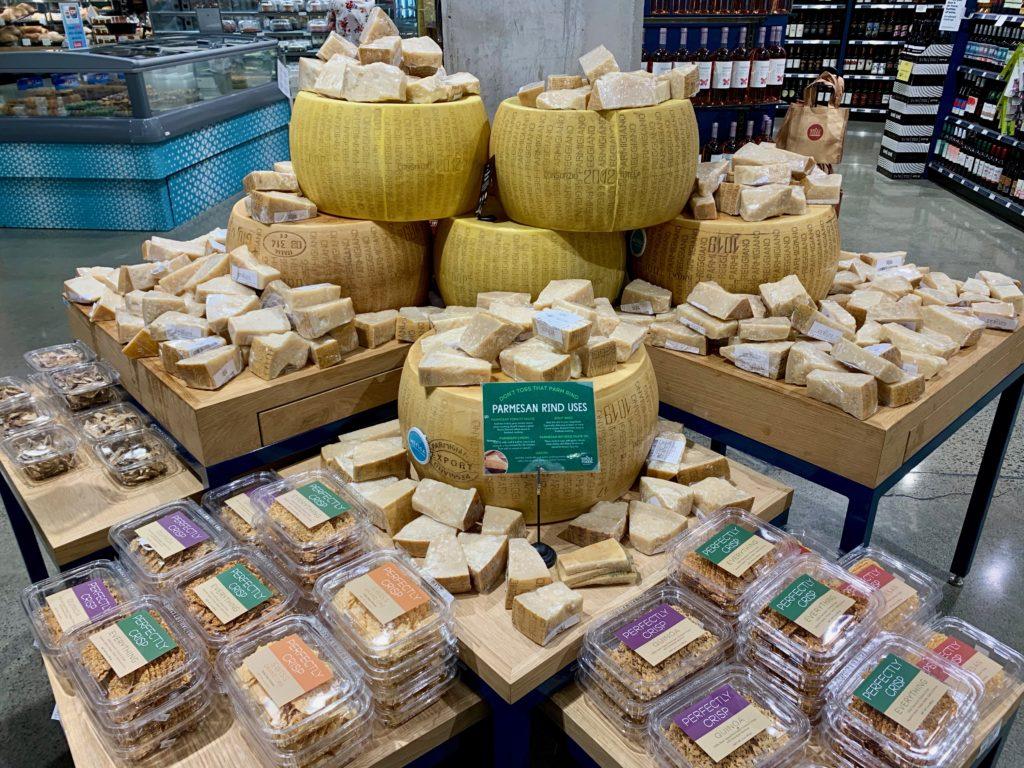 チーズコーナー