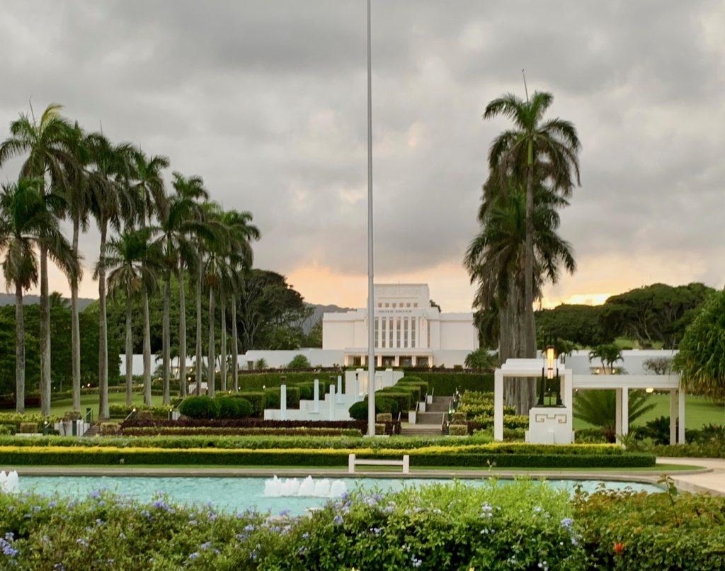 ライエ・ハワイ神殿