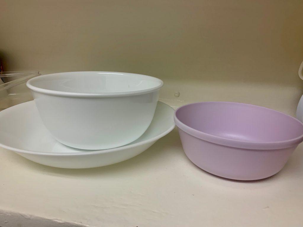 ターゲットで購入した皿